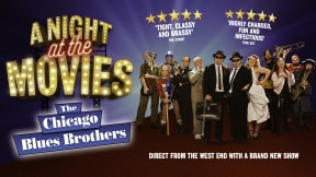 The Chicago Blues Brothers - A Night At The Movies at Princess Theatre, Torquay