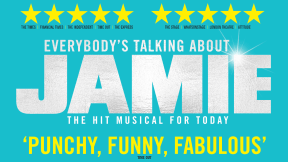 Everybody's Talking About Jamie at Theatre Royal Brighton