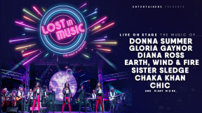 Lost In Music - One Night at the Disco at Aylesbury Waterside Theatre