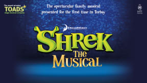 Shrek The Musical at Princess Theatre, Torquay