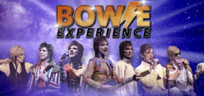 Bowie Experience at Regent Theatre, Stoke-on-Trent