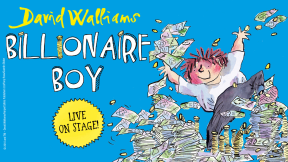 Billionaire Boy at Milton Keynes Theatre