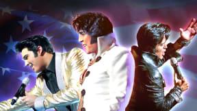 The Elvis Tribute Artist World Tour Featuring Shawn Klush & Dean Z at Edinburgh Playhouse