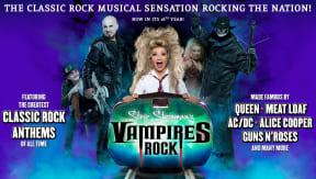 Steve Steinman's Vampires Rock - Ghost Train at The Alexandra, Birmingham