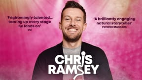 Chris Ramsey at Palace Theatre Manchester
