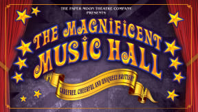 The Magnificent Music Hall Matinee at New Wimbledon Theatre