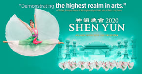Shen Yun at Palace Theatre Manchester