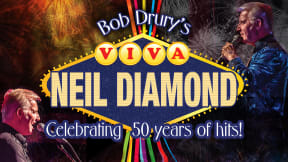 VIVA Neil Diamond at Aylesbury Waterside Second Space