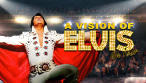 A Vision of Elvis at Leas Cliff Hall, Folkestone