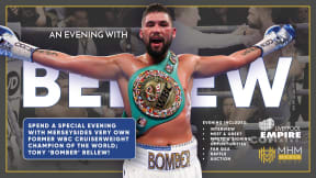 An Evening with Tony Bellew at Liverpool Empire