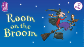 Room on the Broom at Regent Theatre, Stoke-on-Trent