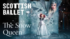 Scottish Ballet - The Snow Queen at Theatre Royal Glasgow