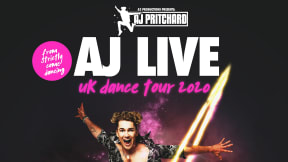AJ Pritchard's 'AJ Live 2020' at Princess Theatre, Torquay