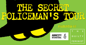 The Secret Policeman's Tour at Palace Theatre Manchester