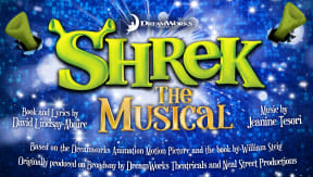 Shrek the Musical, presented by PMOS at Theatre Royal Glasgow