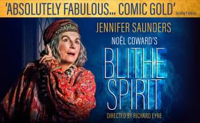 Blithe Spirit at Duke of York's Theatre
