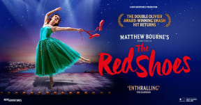 Matthew Bourne's Production of The Red Shoes at New Wimbledon Theatre