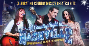 A Country Night in Nashville at Sunderland Empire