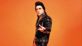 Tim Vine is Plastic Elvis at The Alexandra, Birmingham