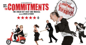 The Commitments at Theatre Royal Brighton