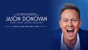 Jason Donovan -  Even More Good Reasons at New Theatre Oxford