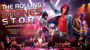 The Rolling Stones Story at Victoria Hall, Stoke-on-Trent