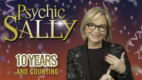 Psychic Sally at Grand Opera House York