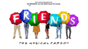 Friends! The Musical Parody at New Theatre Oxford