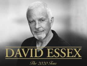 David Essex at New Theatre Oxford