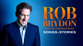 Rob Brydon - Songs and Stories at Aylesbury Waterside Theatre
