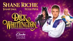 Dick Whittington at Bristol Hippodrome Theatre