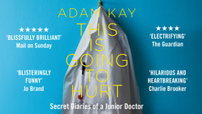 Adam Kay - This is Going to Hurt (Secret Diaries of A Junior Doctor) at Richmond Theatre