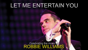 Let Me Entertain You at Grand Opera House York
