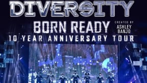 Diversity - Born Ready 'The 10 Year Anniversary Tour' at Palace Theatre Manchester
