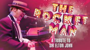 The Rocket Man - A Tribute to Sir Elton John at The Alexandra, Birmingham