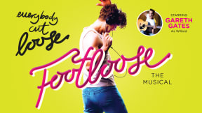 Footloose at New Wimbledon Theatre