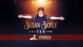 Susan Boyle at New Victoria Theatre, Woking