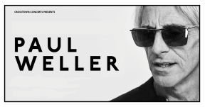 Paul Weller at Victoria Hall, Stoke-on-Trent