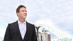 Russell Watson - 20th Anniversary of The Voice at Aylesbury Waterside Theatre