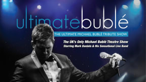 Ultimate Buble at Leas Cliff Hall, Folkestone