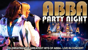 Abba Party Night at Edinburgh Playhouse