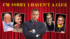 I'm Sorry I Haven't A Clue at New Wimbledon Theatre