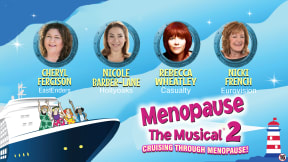 Menopause The Musical 2 at Aylesbury Waterside Theatre