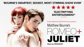 Matthew Bourne's Romeo and Juliet, Encore Screening at Aylesbury Waterside Second Space