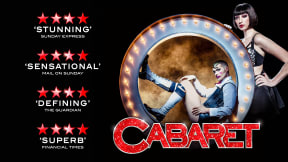 Cabaret at Regent Theatre, Stoke-on-Trent