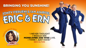 Eric and Ern at Duke of York's Theatre