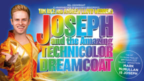 Joseph and the Amazing Technicolor Dreamcoat at New Wimbledon Theatre
