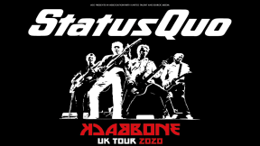 Status Quo at New Theatre Oxford