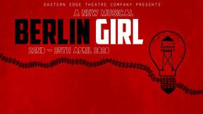 Berlin Girl at Studio at New Wimbledon Theatre