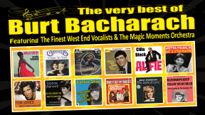 Back to Bacharach at Victoria Hall, Stoke-on-Trent